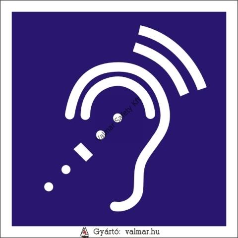 """Képtalálat a következőre: """"hallássérült jel"""""""
